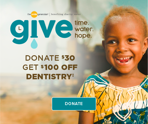 Donate $30, Get $100 Off Dentistry - Grove Dental Group and Orthodontics
